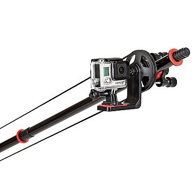 New Joby Action Jib Kit And Pole Pack For Gopro Sony And Contour Action Cameras