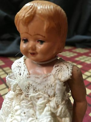 Antique Celluloid Doll