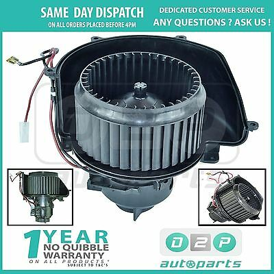 For VAUXHALL Astra H (2004-2010) Heater Blower Fan Motor 1845101, 9192935