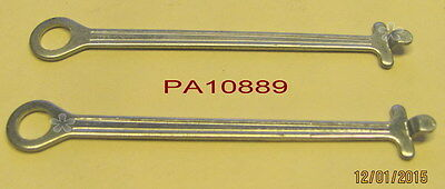 AF Connecting Rod (PA10889) For Atlantic & Pacific Steam Locomotives NEW (2)