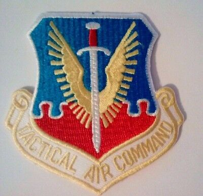 U.S. Air Force Tactical Air Command Patch