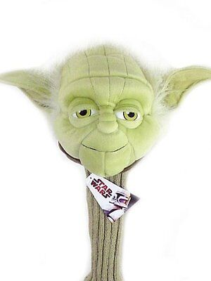 Star Wars Rogue One Golf Yoda Driver 460cc Headcover Head Cover NEW