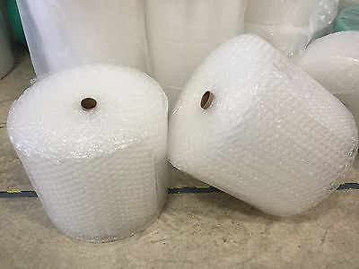 """ZV 1/2"""" x 50' x 24"""" Clear Large bubble. Wrap our Roll 50FT Long."""