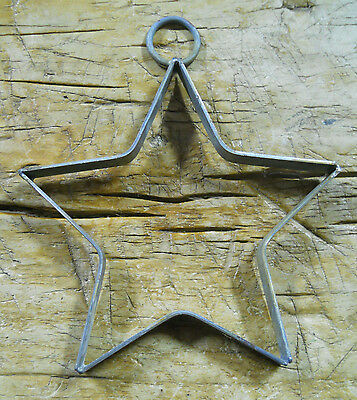 6 Metal Stars Architectural Stress Washer Texas Lone Star Rustic Ranch 6""