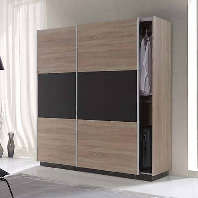 schwebet renschrank kleiderschrank paulina schiebet r schrank schiebeschrank eur 289 00. Black Bedroom Furniture Sets. Home Design Ideas