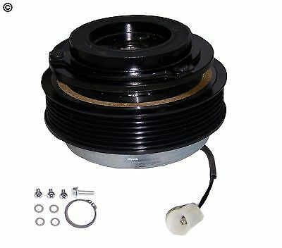 New AC Compressor COMPLETE CLUTCH Assembly Fits: Volvo S60 2001 2002 A/C