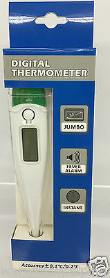 Fast Response Veterinary Thermometer Whelping Dog Pet human baby use