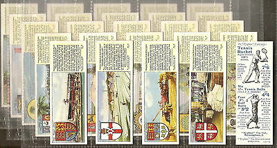 Typhoo-Full Set- Important Industries Of British Empire - Exc