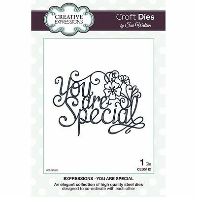 Craft Dies by Sue Wilson - Expressions Collection - You are Special (CED5412)