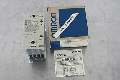Omron G3Pa-240B-Vd Solid State Relay New