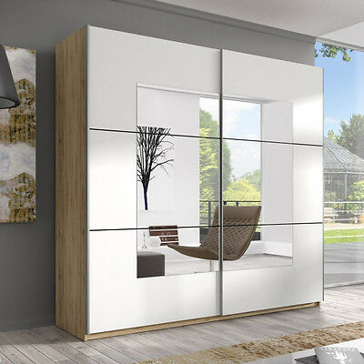 schwebet renschrank lina v mit spiegel kleiderschrank schrank schiebet r 10 eur 293 00. Black Bedroom Furniture Sets. Home Design Ideas