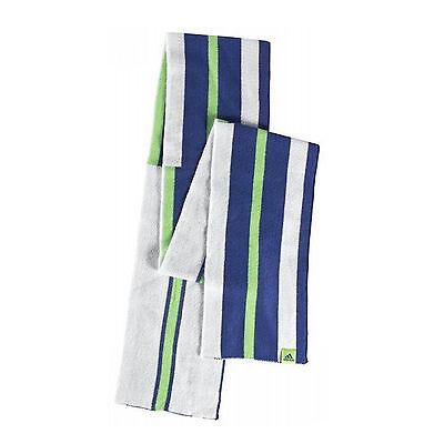 adidas Performance Boys Kids Striped Scarf Warm Winter Knitted Scarves