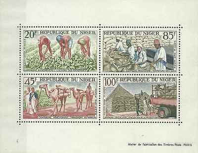 Timbres Niger BF2 ** lot 8829