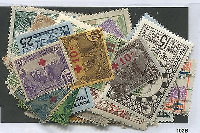 Tunisia Mint & Used Collection Remainder Scott Value $73.00+