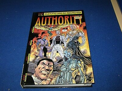 The Authority Role-Playing Game and Resource Book D20 system