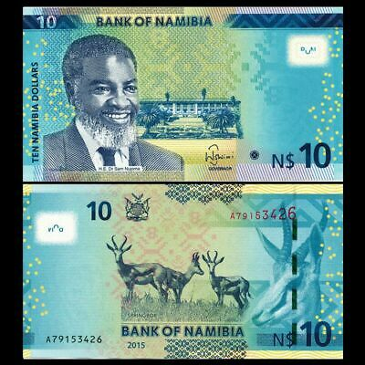 NAMIBIA NEW N$ 20 Banknote ( 2015) issue in  UNC