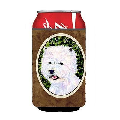 Carolines Treasures SS8818CC Westie Can Or bottle sleeve Hugger 12 Oz.