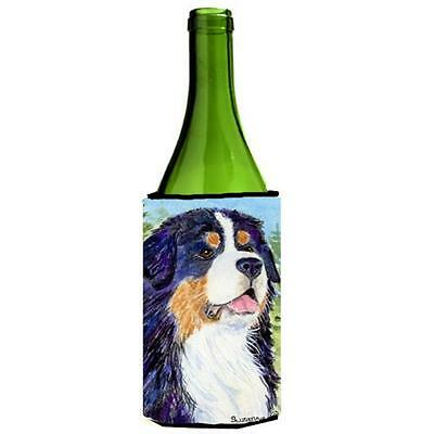 Carolines Treasures SS8867LITERK Bernese Mountain Dog Wine Bottle Hugger