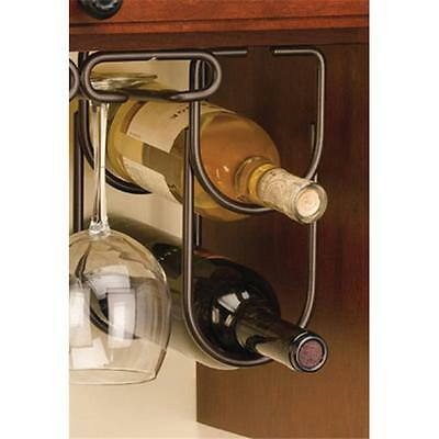 HD RS3250ORB Rev-A-Shelf Double Wine Bottle Rack, Oil Rubbed Bronze 9 in.