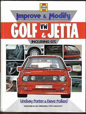 VW Volkswagen Golf & Jetta inc. GTi  Improve + Modify step by step instructions