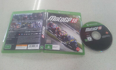 MotoGP 18 Xbox One Game (Like New)