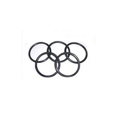 10x Oil Resistant NBR Nitrile Butadiene Rubber 1.9mm O-Ring Sealing Ring 5-130mm