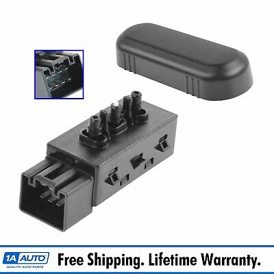 Motorcraft Seat Adjuster Switch & Ford Seat Switch Knob for Ford Lincoln Mercury