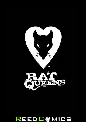 RAT QUEENS VOLUME 1 DELUXE EDITION HARDCOVER New Hardback Collects Issues #1-10
