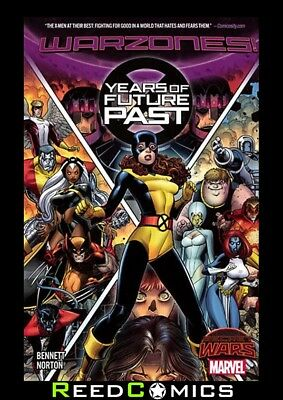 X-MEN YEARS OF FUTURE PAST GRAPHIC NOVEL New Paperback Collects Issues #1-5