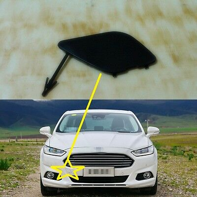 1Pcs Front Bumper-Tow Hook Eye Cap Cover for Ford Mondeo/Fusion 2013-2015