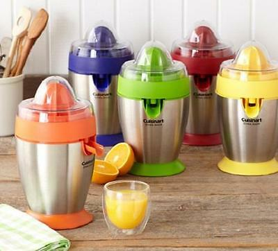 Cuisinart Citrus Juicer Brushed Stainless Series Rrp $80.00