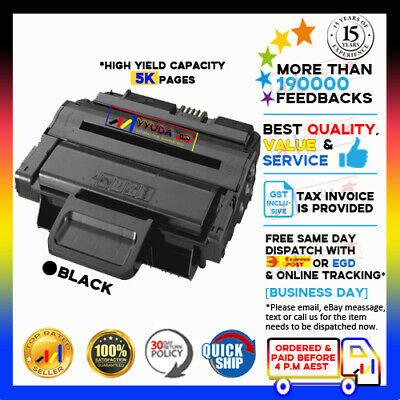 5 Pcs Compatible Toner Catridge D209 for Samsung SCX4824 SCX4824FN SCX4828