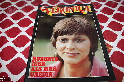 Veronica # 35 81 Roberta Iger Glenn Ford Tommy The Who Alice Cooper Iron Maiden