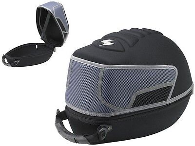 Scorpion Exo Helmet Racecase Dirt Snowcross Black Gray