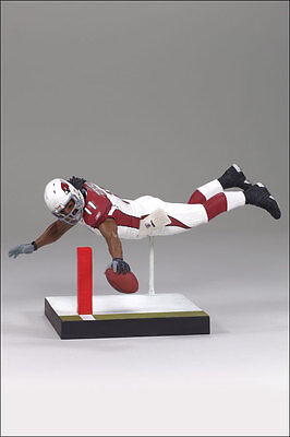 NFL Series 20 Larry Fitzgerald Cardinals 6in Action Figure McFarlane Toys
