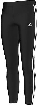 Adidas Clima Junior Long Running Tights - Black