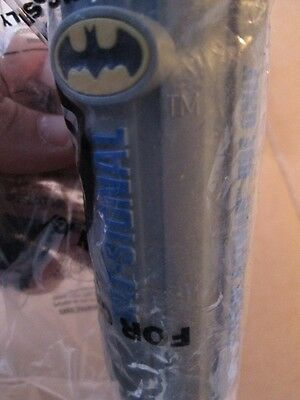 Vintage Taco Bell Batman & Robin Gotham City Bat Signal Collectible Advertising