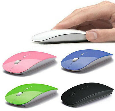 2.4GHz Wireless Optical Mouse/Mice Cordless USB Receiver for Computer PC Laptop
