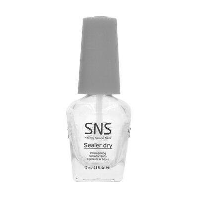 SNS PreBonded Signature Nail Dipping System Sealer Dry 15ml Activator Setting