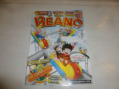 The BEANO Comic - Issue No 3598 - Date 13/08/2011 - Year 2011 - UK Paper Comic