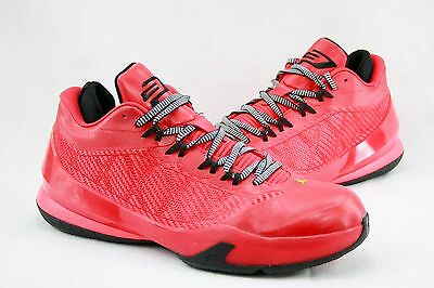 6b0d4c2f9a9534 Nike Air Jordan CP3 Challenge Red Tour Yellow-Black DS 684855-605 Men s
