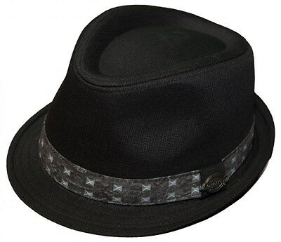 2099a5fd3aa1a NEW! MEN'S DICKIES Fedora Cap 50's Style Big Band Wise Guy Trilby ...