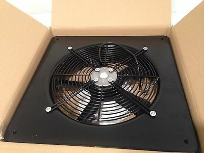"EBM PAPST  W2E300-DA01-52 AXIAL FAN 12.8"", Thermally Protected"