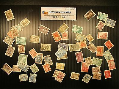 Argentina (Official Stamps) Collection Remainder Scott Value $20.00++