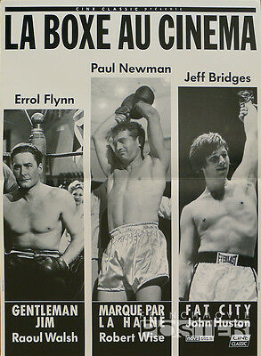 Boxing In The American Movies - Boxe / Sport - Original Small Movie Poster