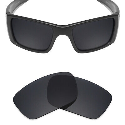 MRY POLARIZED Replacement Lenses for-Oakley Fuel Cell Sunglasses Stealth Black