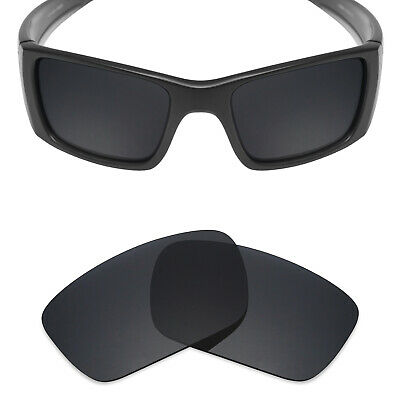 4ce95651c73 Mryok Polarized Replacement Lenses for-Oakley Fuel Cell Sunglasses Stealth  Black