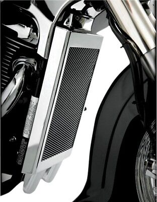 Show Chrome 82-206A Radiator Grille Mesh Mesh - Radiator Grilles 41-7662 82-206A