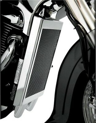 Show Chrome Accessories 82-206A Radiator Grille - Mesh Mesh - Radiator Grilles