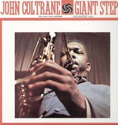 John Coltrane Giant Steps Lp Vinyl New 2005 33Rpm